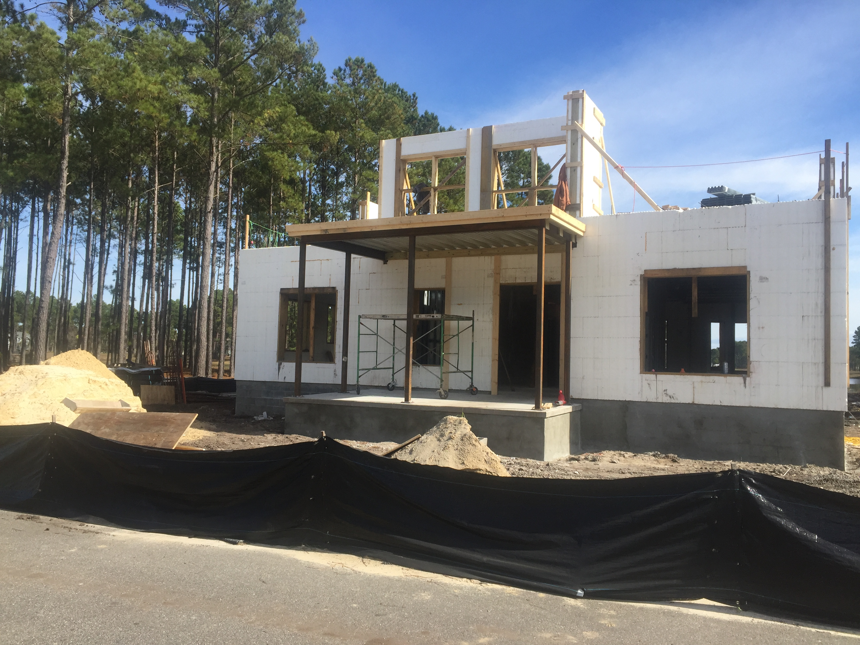 Tom Buildgreen Industries New Home Construction Energy