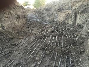 geo piping underground